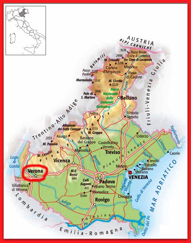 Cartina Dell Italia Rovigo.Where Tra Italia E Finlandia